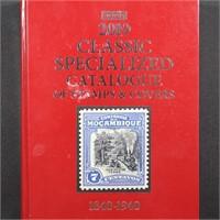 Literature 2019 Scott Classic Catalog 1840-1940