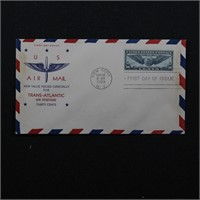 US Stamps #C24 First Day Cover