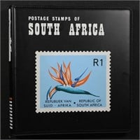 South Africa Collection in Unique Album