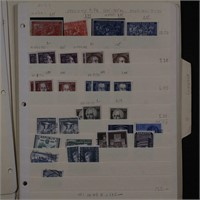 Germany DDR Stamps Dealer Stock High CV