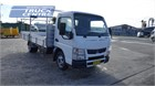 2011 Fuso Canter 515 City Cab Table / Tray Top Drop Sides