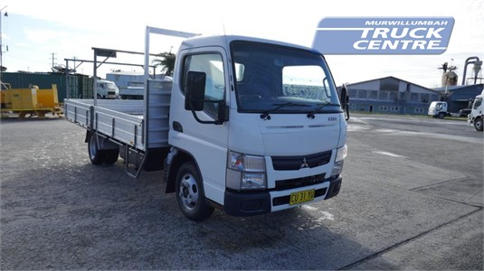 2011 Fuso Canter 515 City Cab Murwillumbah Truck Centre - Trucks for Sale