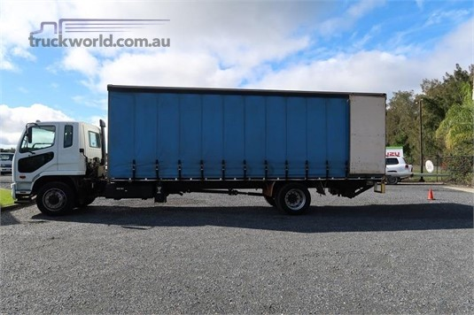 2011 Fuso Fighter 1627 - Trucks for Sale