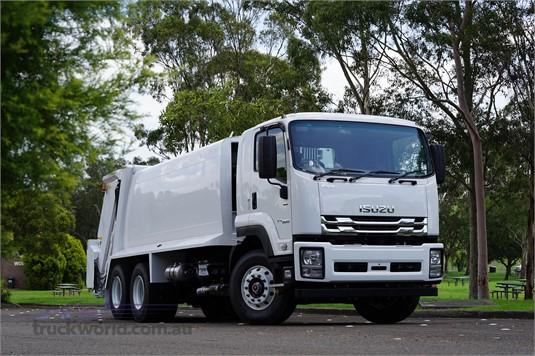 2019 Isuzu FVY - Trucks for Sale