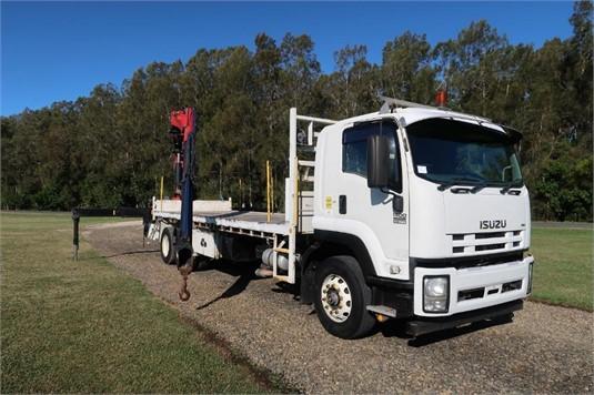 2012 Isuzu FVZ 1400 - Trucks for Sale