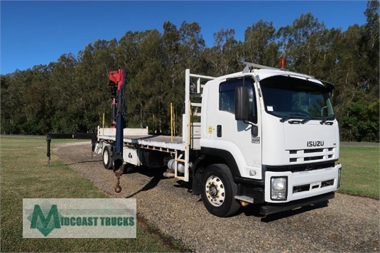 2012 Isuzu FVZ 1400 Midcoast Trucks - Trucks for Sale