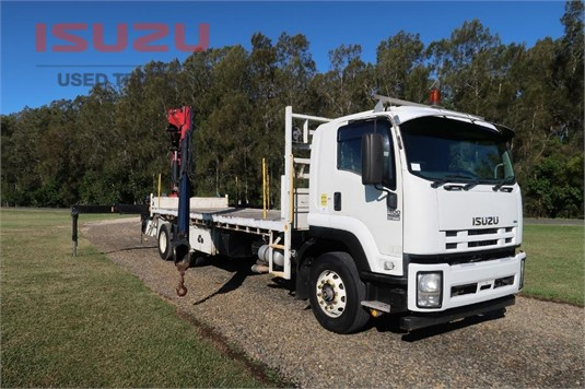 2012 Isuzu FVZ 1400 Used Isuzu Trucks - Trucks for Sale