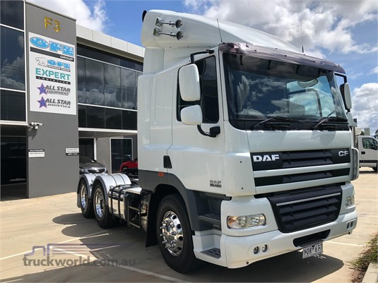 2013 DAF other All Star Equipment Sales - Trucks for Sale