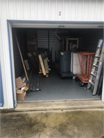 Killeen Storage Solutions June Auction