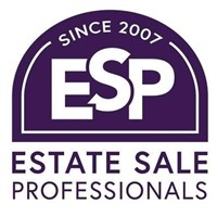 Estate Sale Professionals / Talbott Online Only Auction