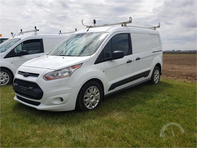 Ford Transit Connect Light Duty Trucks Auction Results 5