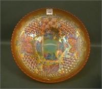 VINTAGE CARNIVAL GLASS AUCTION