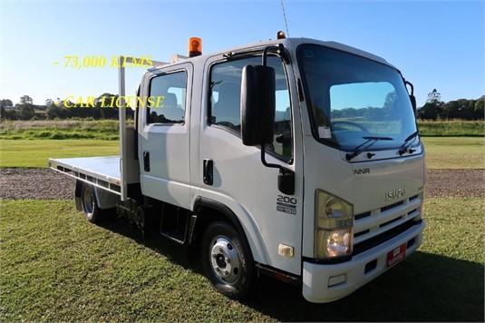 2010 Isuzu NNR 200 Crew Cab - Trucks for Sale