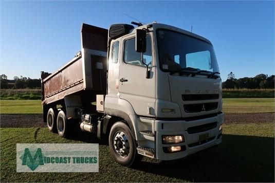 2015 Fuso FV51 Heavy Duty MWB AMT Midcoast Trucks - Trucks for Sale