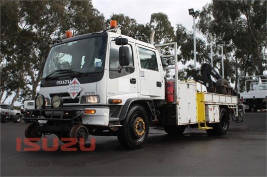 2002 Isuzu FTR 800 Used Isuzu Trucks - Trucks for Sale