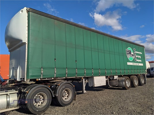1987 Lusty Tautliner Wheellink  - Trailers for Sale