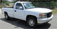 2002 GMC Sierra SLE  Z71 Pickup Truck