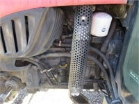 Case JX1075C Wheel Tractor with Cab