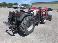 Massey Ferguson 3445GE Wheel Tractor with Loader