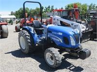 New Holland Boomer 30 Wheel Tractor