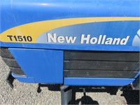 New Holland T1510 Wheel Tractor