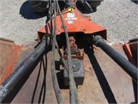 15' Rhino SR15M Hydraulic Batwing Rotary Mower