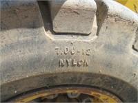 Mercury GA-40 Forklift