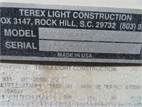 Terex Light Tower