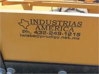 14' Industrias America VBL14 V-Float