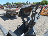 """Bobcat 913 Backhoe Attachment with 8"""" Bucket"""