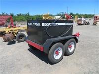 500 Gallon Industrias America 500 Gallon Diesel Fu