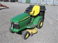 John Deere LT155 Riding Lawn Mower