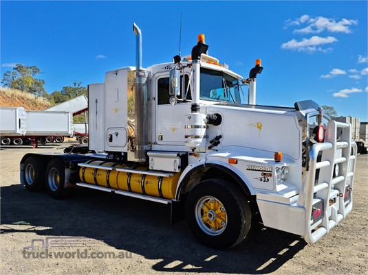 2011 Kenworth T659 - Trucks for Sale