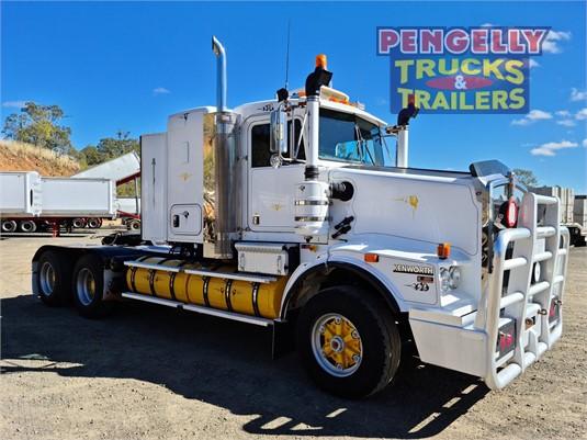 2011 Kenworth T659 Pengelly Truck & Trailer Sales & Service - Trucks for Sale
