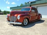 596 - SPRING CAR & AUTOMOBILIA AUCTION -June 20TH 2020