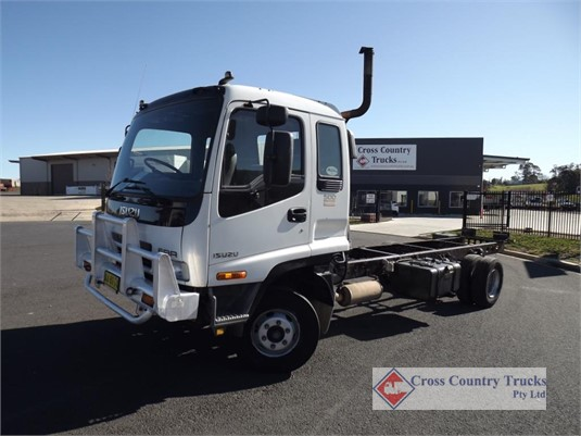 2004 Isuzu FRR500 Cross Country Trucks Pty Ltd - Trucks for Sale