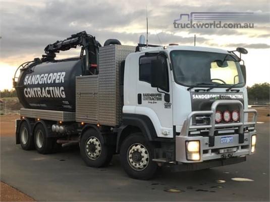 2013 Isuzu FYJ - Trucks for Sale