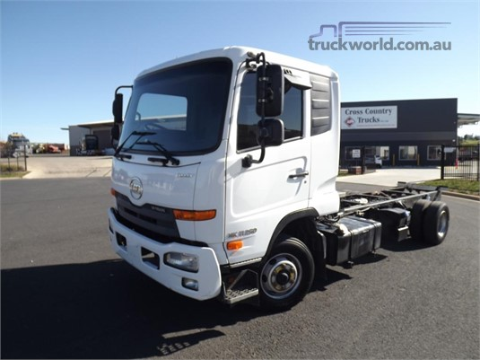 2012 UD Condor MK 11 250 - Trucks for Sale