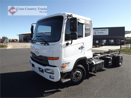 2012 UD Condor MK 11 250 Cross Country Trucks Pty Ltd - Trucks for Sale