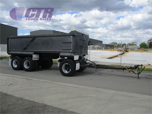 2004 Hamelex White other CTR Truck Sales - Trailers for Sale