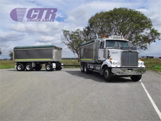 2010 Western Star 4864FX CTR Truck Sales - Trucks for Sale