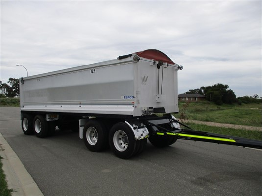 2007 Tefco DOG - Trailers for Sale