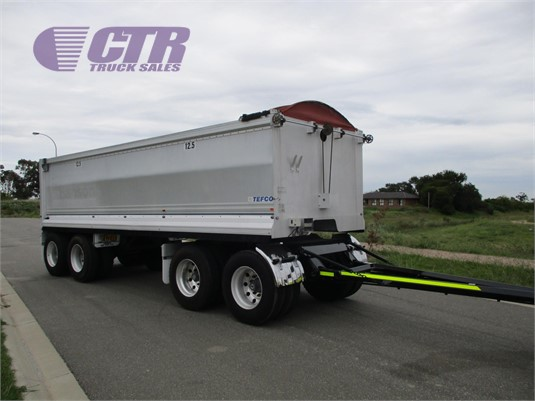 2007 Tefco DOG CTR Truck Sales - Trailers for Sale