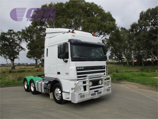 2013 DAF XF105.510 CTR Truck Sales  - Trucks for Sale