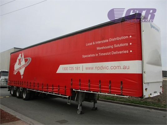 2014 Vawdrey other CTR Truck Sales - Trailers for Sale