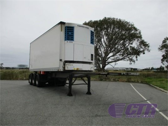2006 Maxi Cube other CTR Truck Sales - Trailers for Sale