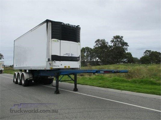 2007 Maxitrans B/D Lead/Mid - Trailers for Sale