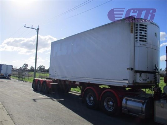 2007 Maxitrans other CTR Truck Sales  - Trailers for Sale