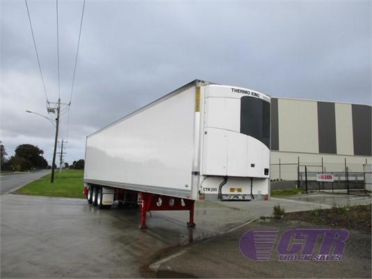 2014 Maxi Cube Semi CTR Truck Sales - Trailers for Sale