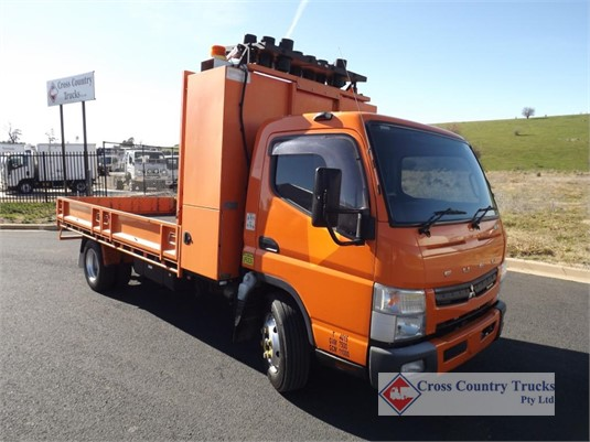 2013 Fuso Canter 815 Cross Country Trucks Pty Ltd - Trucks for Sale